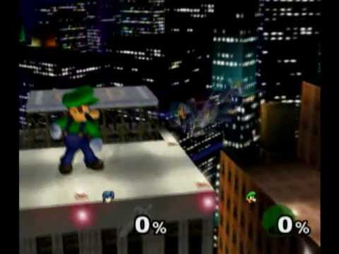 Winning Super Smash Bros. Melee By Doing Absolutely Nothing