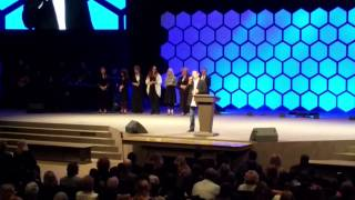 Doug Stone @ Cornerstone Church Nashville