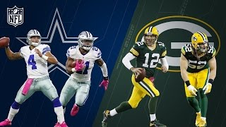 Who Will Win? Madden 17 Prediction - Packers Vs Cowboys NFL Divisional Playoffs 2017