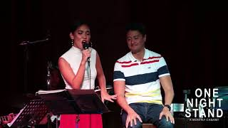 AT LAST (Harry Warren) - AICELLE SANTOS sings to MARK ZAMBRANO