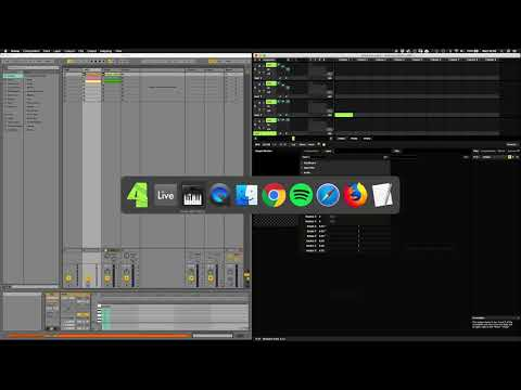 Download Using Timecode To Sync Ableton Live And Resolume Video 3GP