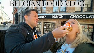 BELGIAN FOOD | 3 DISHES TO TRY IN BELGIUM | BRUGGE, BRUGES FOOD TOUR