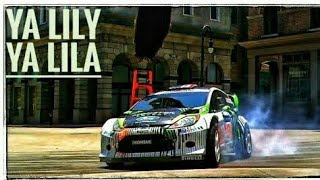 Balti   Ya Lily Feat Hamouda Car Drift Video. ( PART   2 )