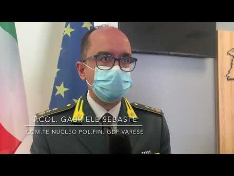 Truffa delle mascherine, un arresto a Varese