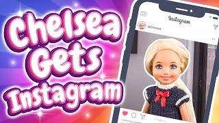 Barbie - Chelsea Gets Instagram | Ep.283
