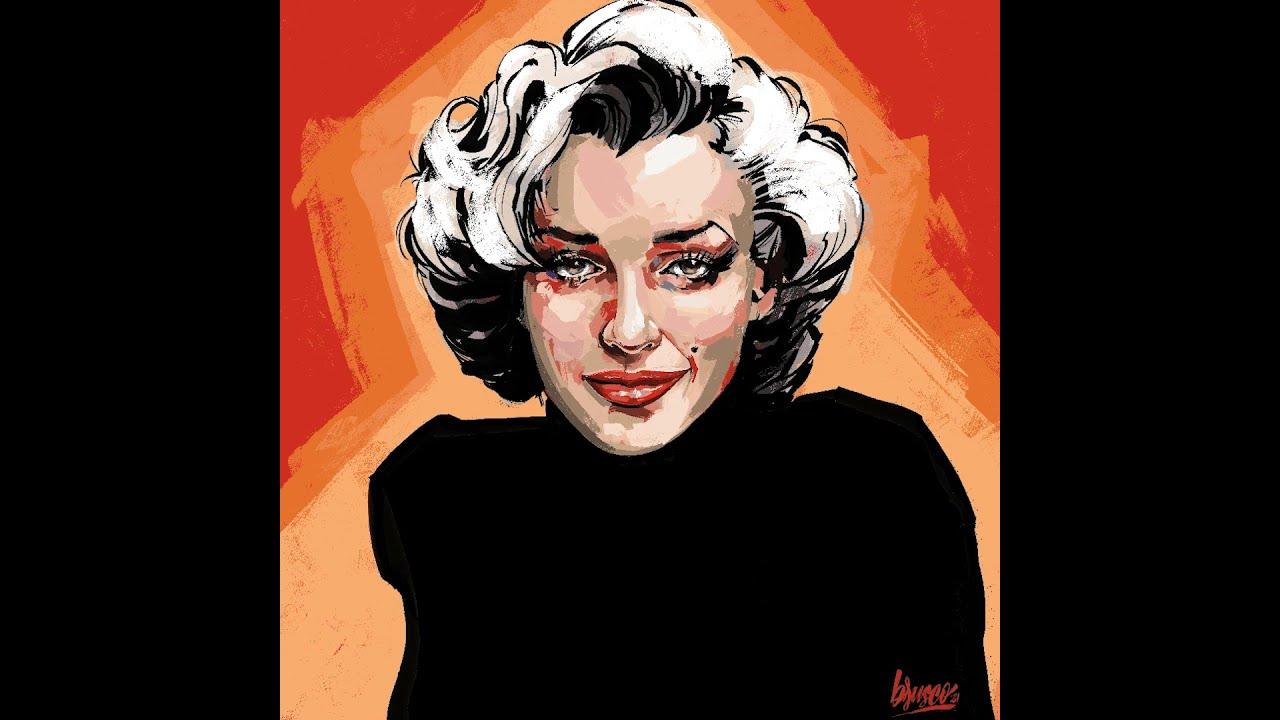 MakingOf Marilyn Monroe Tribute