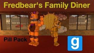 fnaf gmod fredbears family diner - 免费在线视频最佳电影电视