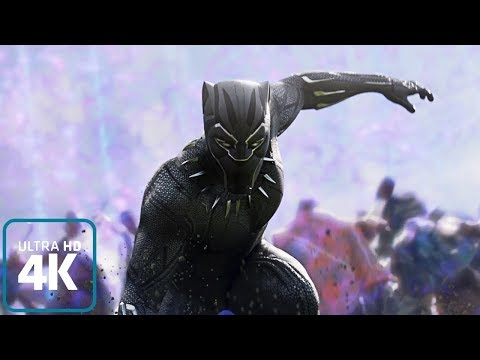 Black Panther: All Powers from the Films