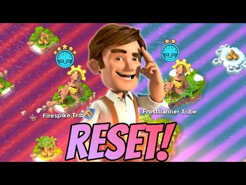 , title : 'Boom Beach NEW Tribe Reset! Best Tribe to Upgrade Strategy! (New Cycle Update!)
