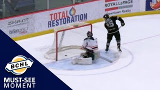 Must See Moment: Sullivan Mack pulls off a great move on a breakaway to win the game in overtime