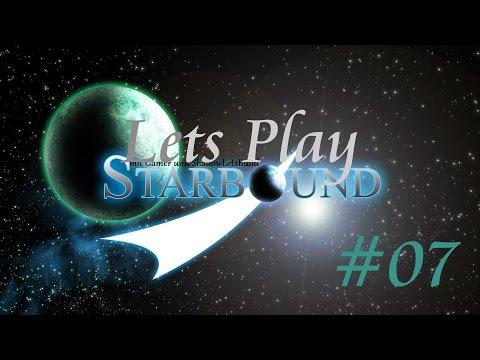 Lets Play Starbound Folge : #007 - Kaffee und Toilettenhilfe