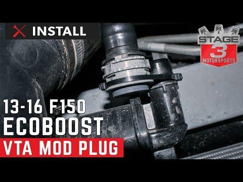 Ecoboost Vent To Atmosphere Vta Mod Plug Install