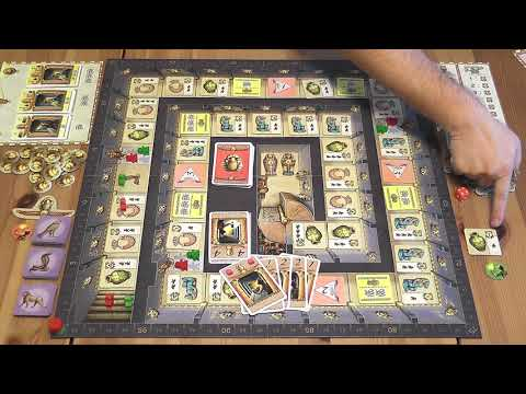Luxor társasjáték - d3meeples