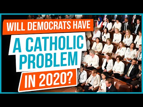 Do Democrats have a Catholic Problem?