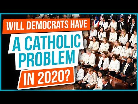 Do Democrats have a Catholic Problem?