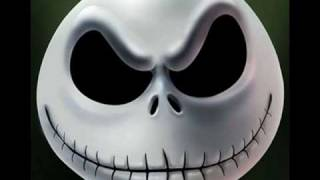 THE NIGHTMARE BEFORE CHRISTMAS-THEME SONG