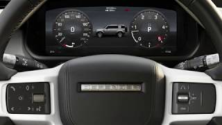 Land Rover How to use Pivi Pro Steering Wheel Controls - Land Rover Defender (20MY) Advert