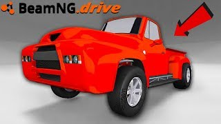 MADE MY OWN MOD - BeamNG.drive + Automation