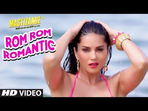 Download Sunny Leone: Rom Rom Romantic Video Song | Mastizaade | Mika Singh, Armaan Malik Amaal Malik HD Mp4 3GP Video and MP3
