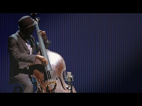 Bassist Marcus Shelby Finds Freedom's Message in the Music | KQED online metal music video by MARCUS SHELBY