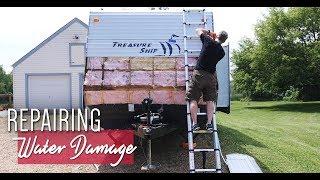 RV Water Damage Repair