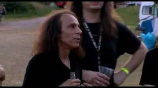 Ronnie James Dio Interview - Devil Horns Origin