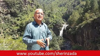 Shingrai waterfall Report Sherin Zada