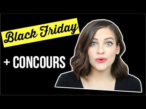 ASTUCES & BONS PLANS Black Friday + Concours