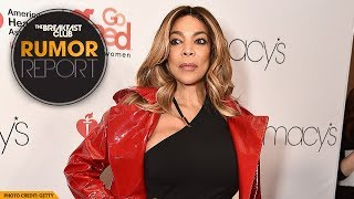 Wendy Williams Claps Back About Her Goofy Walmart Picture