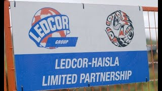 Ledcor-Haisla's Construction Readiness Program