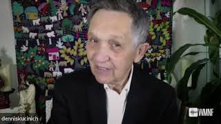 Dennis Kucinich talks with WMNF about protecting public utilities