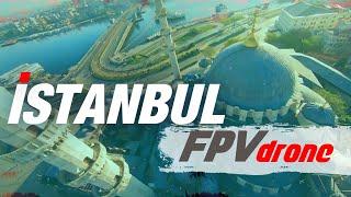 İstanbul'a bir de böyle bakın ( FPV Drone )