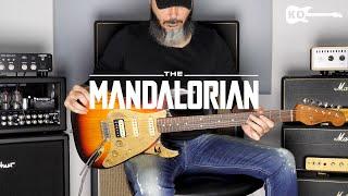 The Mandalorian Theme – Metal Guitar Cover by Kfir Ochaion