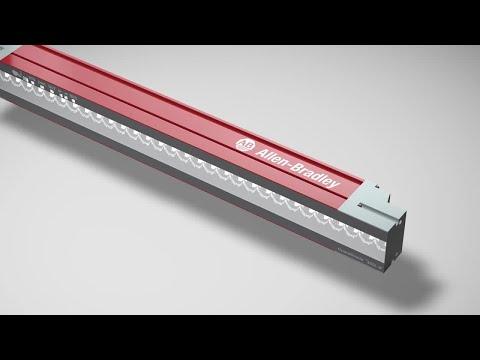 Barriera fotoelettrica di sicurezza GuardShield 450L-B – Video