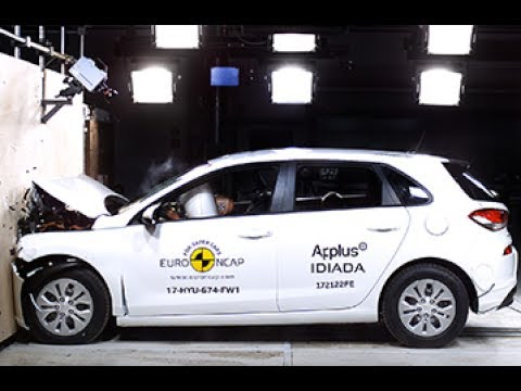 Euro NCAP Crash Test of Hyundai i30