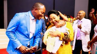 AMAZING: A Blind Baby's Eyes Open - Testimony with Pastor Alph Lukau