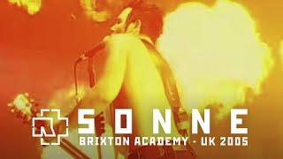 Rammstein - Sonne (London 2005)