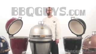 Grill Dome Ceramic Kamado Style Charcoal Grill HD Inspection & Overview
