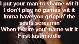 R. Kelly - Legs Shakin' (LYRICS) Feat. Ludacris