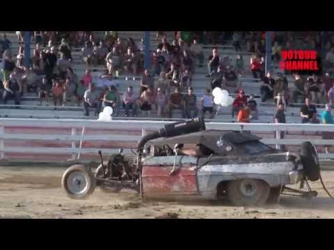 Rat Rods Kick Off the 2016 Putnam County Fair Derby