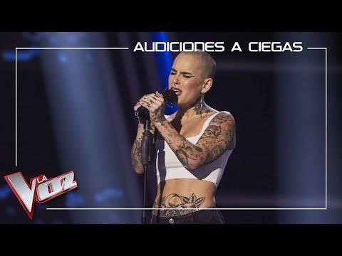 Haizea Gómez canta 'Con las ganas' | Audiciones a ciegas | La Voz Antena 3 2020 HD Mp4 3GP Video and MP3