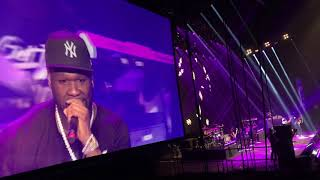 50 Cent - Patiently Waiting/Poor Lil Rich/If I Can't/Rider Pt.2 (Live @ Ahoy Rotterdam) (14-09-2018)