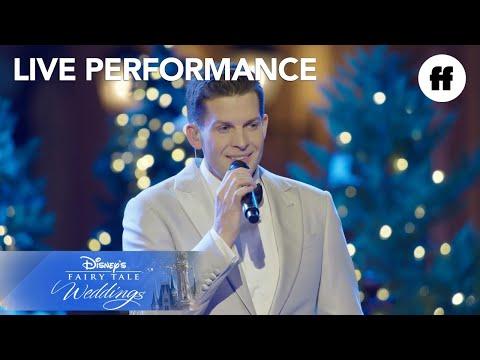 Disney's Fairy Tale Weddings: Holiday Magic | The Tenors Live Performance | Freeform
