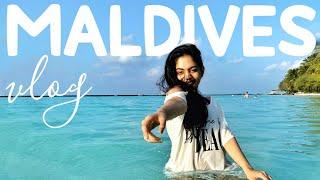 My Maldives Vlog | Ahaana Krishna