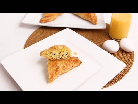 Breakfast Turnovers Recipe – Laura Vitale – Laura in the Kitchen Episode 770