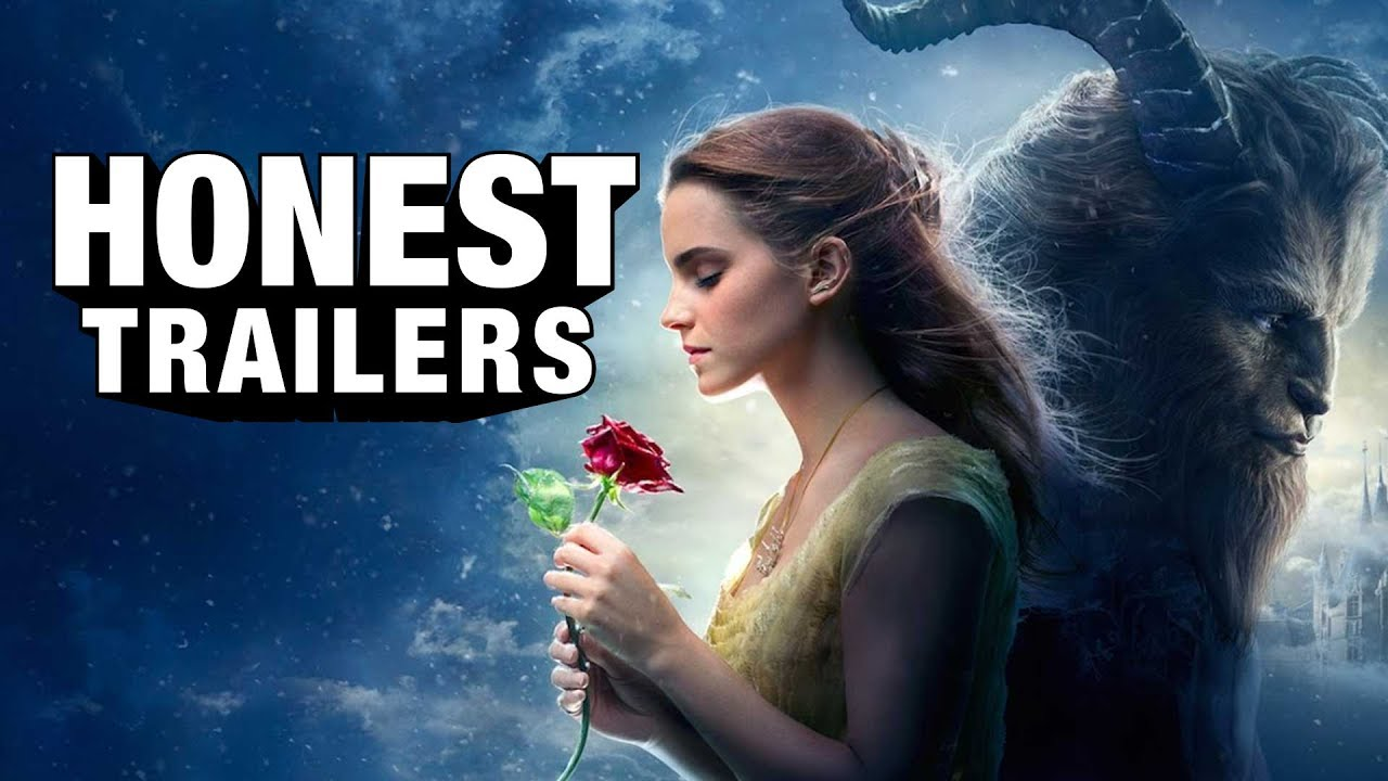 'Beauty And The Beast' Gets Slammed In This Honest Trailer