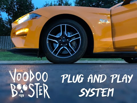 VooDoo Booster Mustang Plug and Play