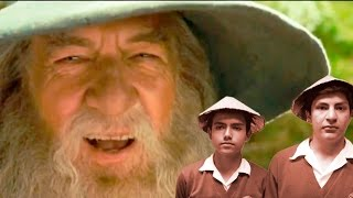 Gandalf Sax Guy - Classroom edition