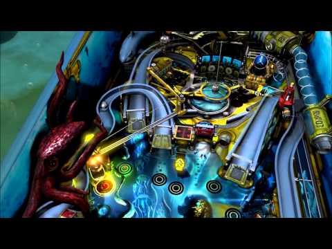 Pinball FX2 VR Launch Trailer thumbnail