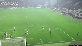 Sassuolo Vs JUVENTUS  Goal C.Ronaldo   0-2